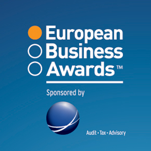 European business awards – National public champion