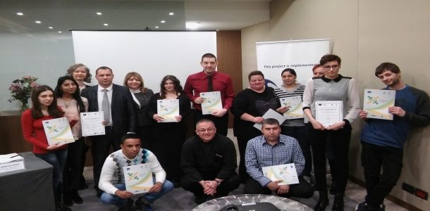 TRAINING FOR COOKS COMPLETED IN BELGRADE'S CROWNE PLAZA HOTEL
