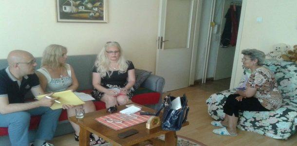 Mobile Team Visited clients in Kragujevac
