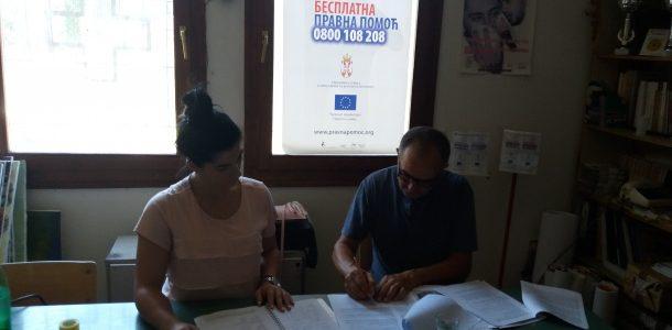 Niš Office Legal Team in Gadžin Han