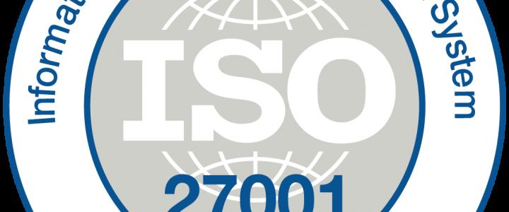 ECG is certified for ISO 27001 standard