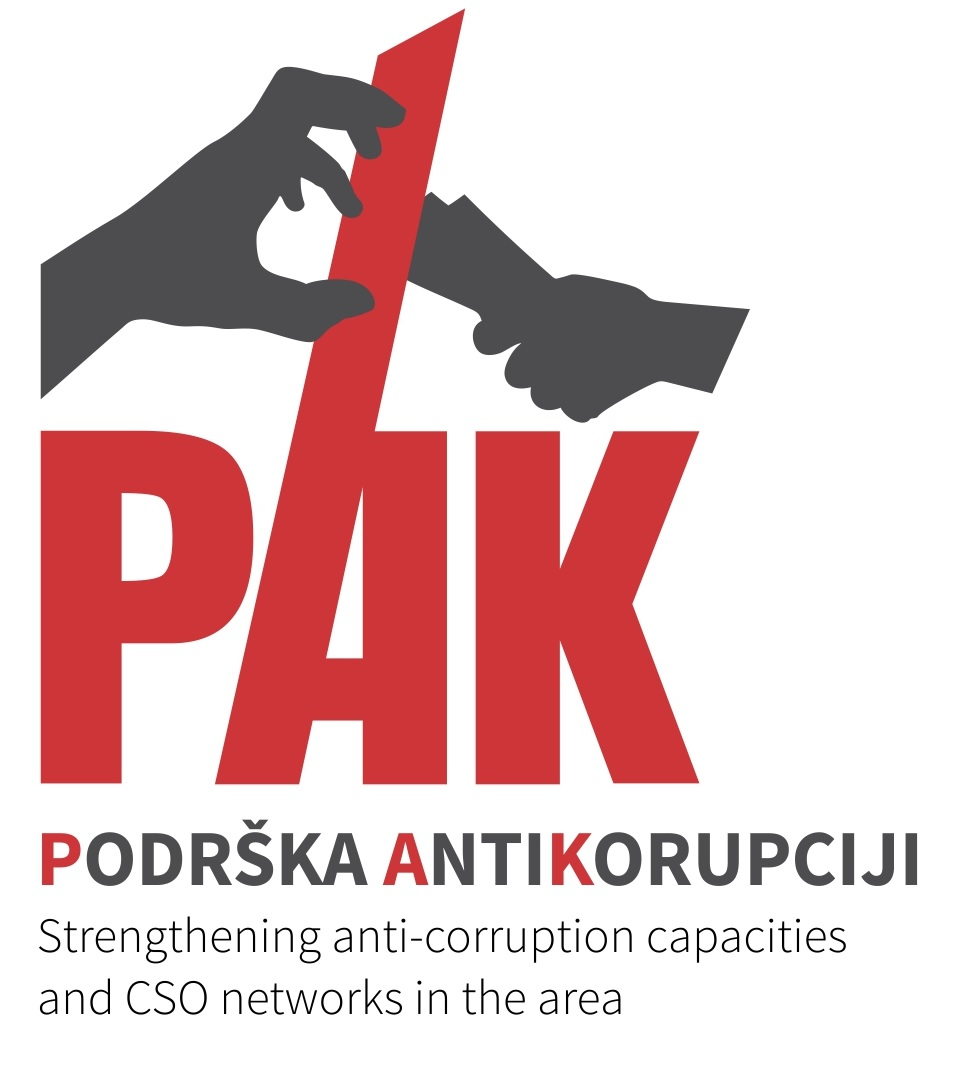 Final Conference of the EU project of support to fight against corruption in BiH