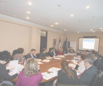 Strengthening the institutional capacity of the Serbian tax administration by technical assistance to design a human resources management system