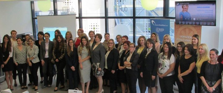 Women in business - B2B event successfully held